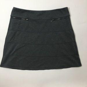 Athleta Gray Skirt Size Large